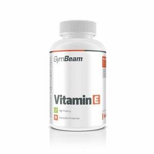 Vitamín E 60 kaps bez příchuti - GymBeam