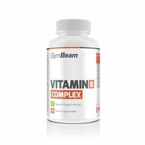 Vitamín B-Complex 120 tab bez příchuti - GymBeam