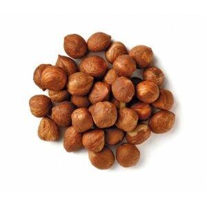 Lískové ořechy 500 g bez příchuti - GymBeam