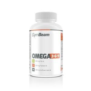 Omega 3-6-9 60 kaps. bez příchuti - GymBeam