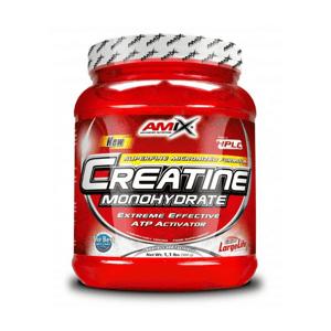 Creatine Monohydrate 500 g bez příchuti - Amix
