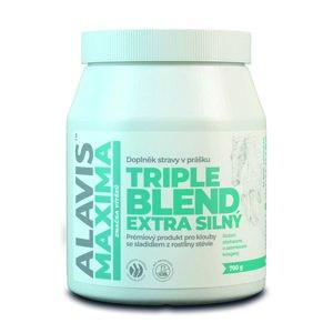 Triple Blend Extra Silný 700 g bez příchuti - Alavis Maxima