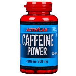 Caffeine Power 60 kaps bez příchuti - ActivLab