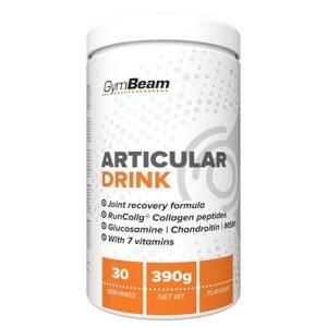 Kloubní výživa Articular Drink 390 g malina - GymBeam