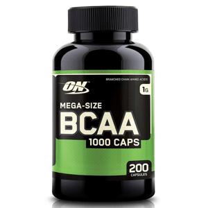 BCAA 1000 200 kaps. - Optimum Nutrition