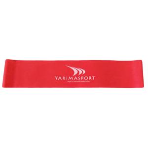 Posilovací guma Resistance Band Red - YAKIMASPORT