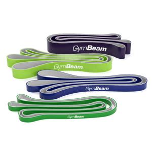 Set odporových gum DuoBand - GymBeam