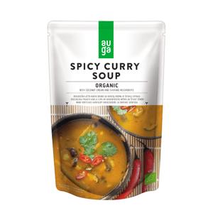 Pikantní kari polévka 400 g - Auga