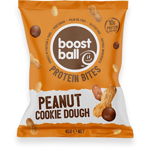 Boostball Bites 45 g citrónový koláč - Boostball