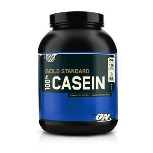 100% Casein 910 g jahoda - Optimum Nutrition
