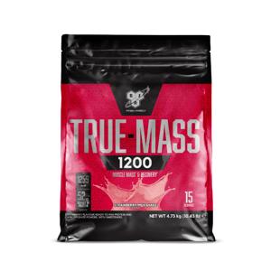 Gainer True Mass 1200 4800 g vanilka - BSN