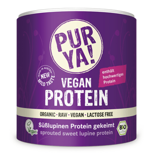 BIO Lupinový protein 200 g - PURYA