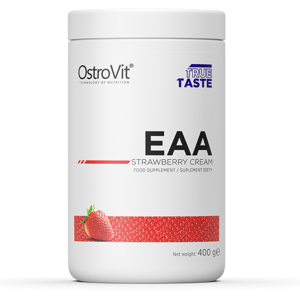 EAA 400 g krémová jahoda - OstroVit