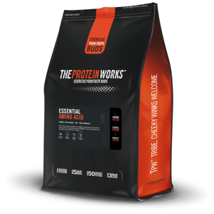 Esenciální aminokyseliny 500 g bez příchuti - The Protein Works