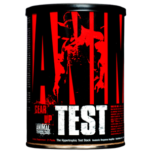 Animal Test 21 sáčků - Universal Nutrition