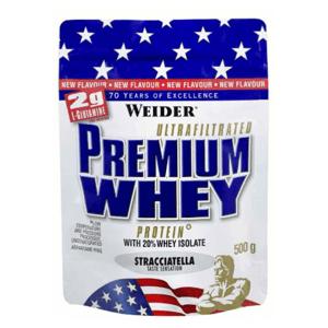 Premium Whey Protein 500 g čokoláda nugát - Weider