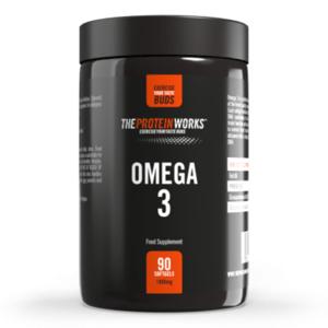 Omega 3 90 kaps. - The Protein Works