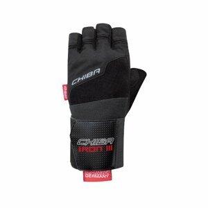 Fitness rukavice Iron III XL - CHIBA