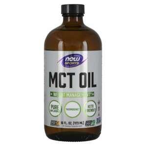 MCT Olej 473 ml - NOW Foods