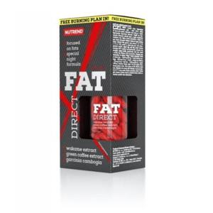 Spalovač tuků Fat Direct 60 kaps. bez příchuti - Nutrend
