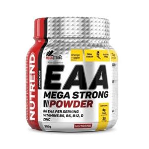 EAA Mega Strong Powder 300 g pomeranč jablko - Nutrend