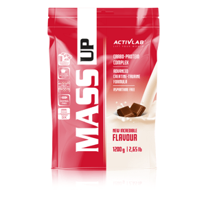 Gainer Mass Up 5000 g sušenka - ActivLab