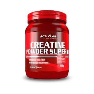 Kreatin Powder Super 500 g černý rybíz - ActivLab