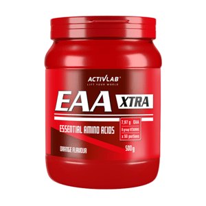 EAA Xtra 500 g citrón - ActivLab
