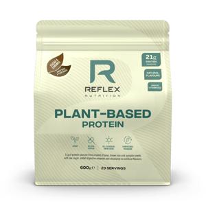 Plant-based Protein 600 g vanilka fazole - Reflex Nutrition