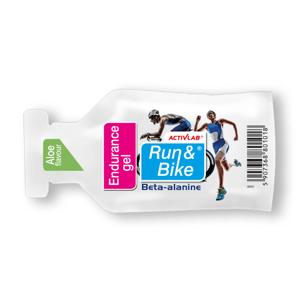 Run&Bike Endurance Gel 40 g tutti frutti - ActivLab