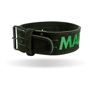 Fitness opasek Suede Single Prong Belt XL - MADMAX