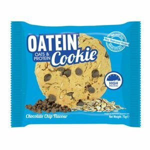 Proteinová sušenka Oats & Protein Cookie 75 g čokoládové kousky - Oatein
