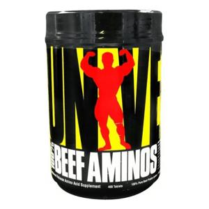 100% Beef Aminos 400 tab. bez příchuti - Universal Nutrition