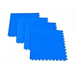 Podložka na cvičení Puzzle Mat SCRAB Blue - Spokey