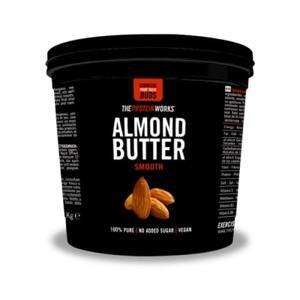 Mandlové máslo 1000 g - The Protein Works