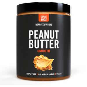 Arašídové máslo 990 g křupavé - The Protein Works