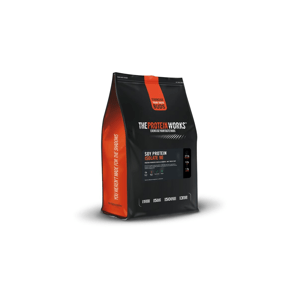 Soy Protein 90 Isolate 1000 g chocolate silk - The Protein Works