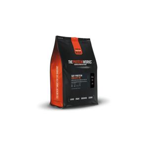 Soy Protein 90 Isolate 500 g karamelové macchiato - The Protein Works