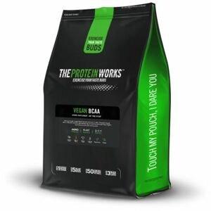 Vegan BCAA 500 g berry blitz - The Protein Works