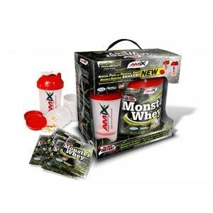 Protein Anabolic Monster Whey 2200 g vanilka třešeň - Amix