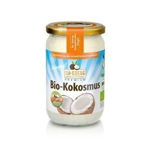 Premium BIO Kokosové máslo 500 g - DR. GOERG