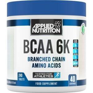 BCAA 6K 4:1:1 240 tab. - Applied Nutrition