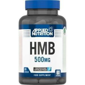 HMB 500mg 120 kaps. - Applied Nutrition