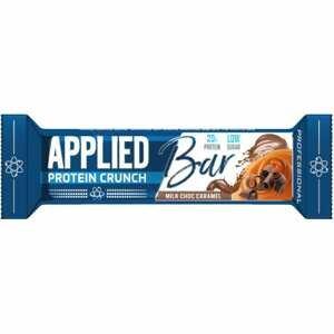 Proteinová tyčinka Protein Crunch 60 g bílá čokoláda karamel - Applied Nutrition