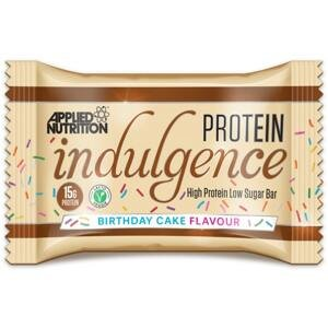 Proteinová tyčinka Protein Indulgence Bar 50 g narozeninový dort - Applied Nutrition