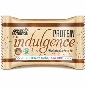 Proteinová tyčinka Protein Indulgence Bar 50 g slaná karamelka z bílé čokolády - Applied Nutrition
