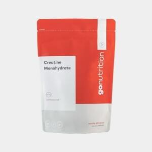 Creatine Monohydrate 500 g bez příchuti - GoNutrition