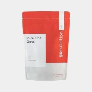 Ovesné vločky Pure Fine Oats 1000 g - GoNutrition