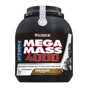 Gainer Giant Mega Mass 4000 3000 g vanilka - Weider