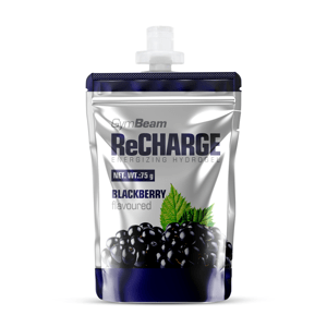 ReCharge Gel 75 g zelené jablko - GymBeam